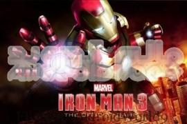 لعبه Iron Man 3 على اجهزه الاندرويد