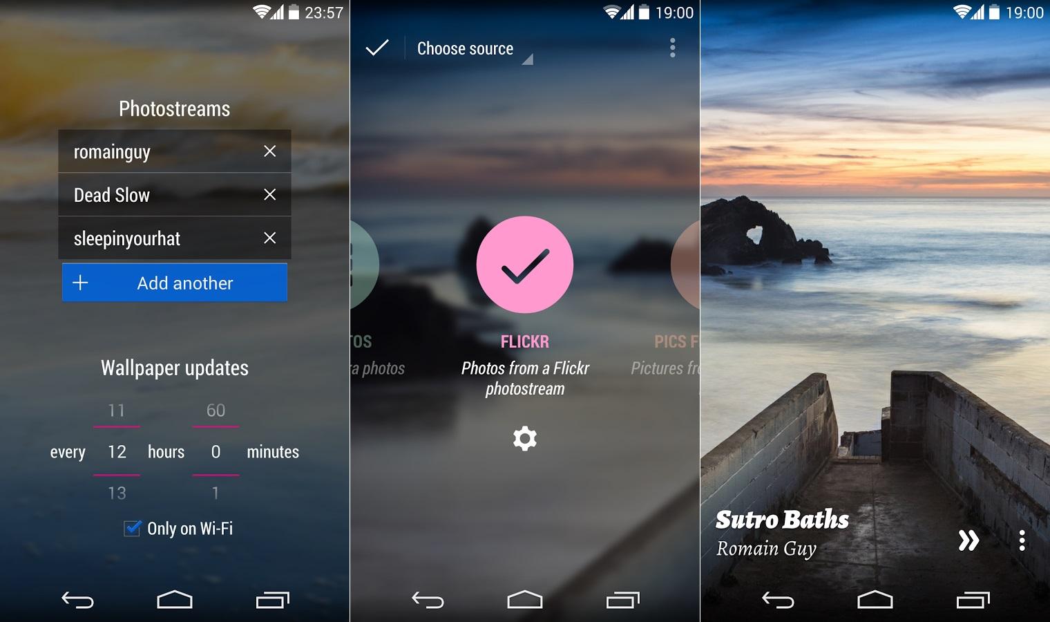 تطبيقات مميزة لنظام تشغيل أندرويد غير متاحة لنظام تشغيل I Phone