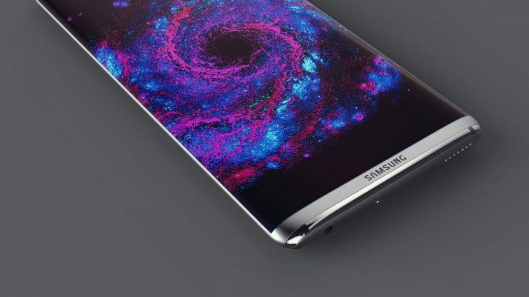 صورة متوقعة للهاتف الجديد من سامسونج S8