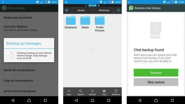 كيف تقوم بأستخدام تطبيق المحادثة واتس أب بشكل أحترافي بعدة خطوات بسيطة