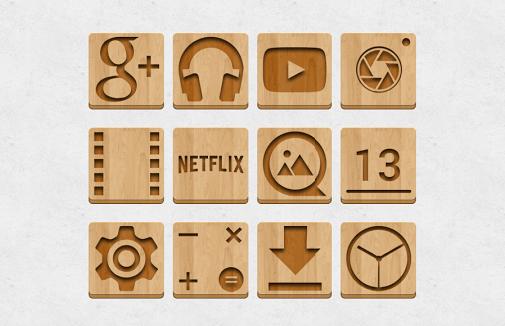 تجميعة لأفضل و أقوي ال Icon Pack علي متجر جوجل بلاي