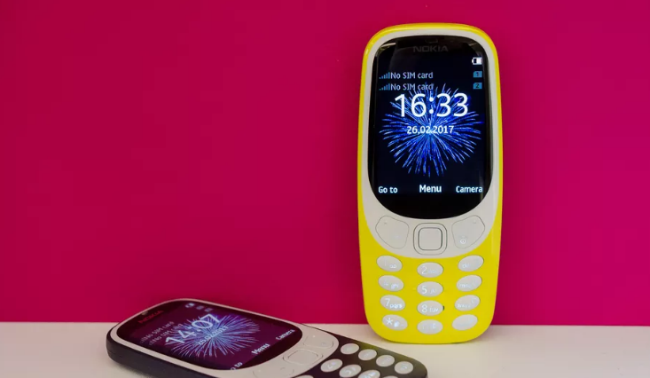 الهاتف الأشهر في التاريخ Nokia 3310 يعود من جديد في مؤتمر MWC
