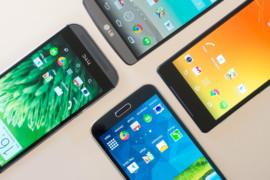 تعرف على الشركات الاكثر مبيعا في سوق الهواتف الذكية في الربع الاول من 2017