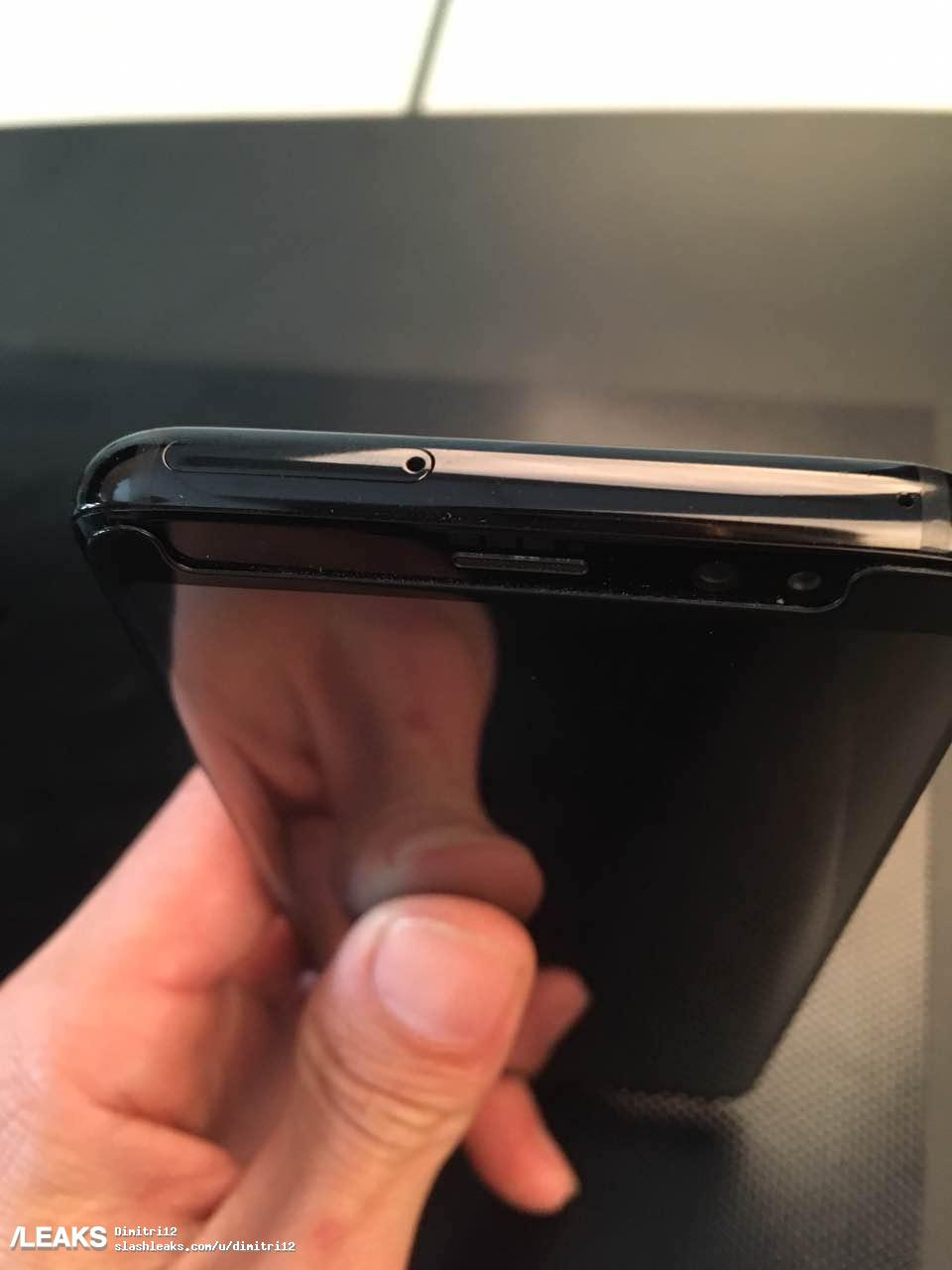 المزيد من الصور المسربة الواقعية للهاتف Galaxy S8 تتيح لنا رؤية الهاتف بشكل أدق