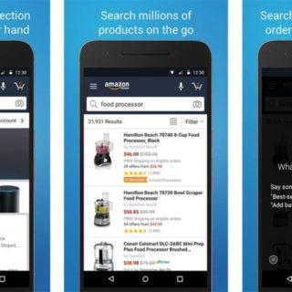 مجموعة من أفضل التطبيقات للشراء أونلاين من الأنترنت علي متجر جوجل بلاي