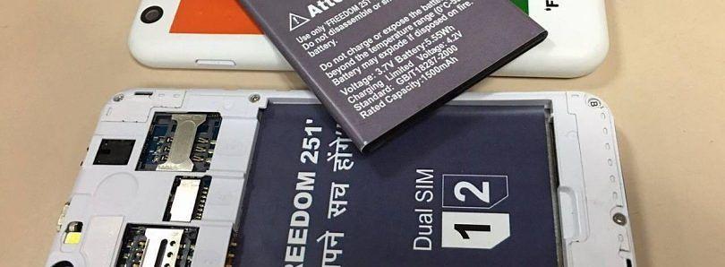 القبض علي مؤس شركة Ringing Bells التي أطلقت هاتف Freedom 251