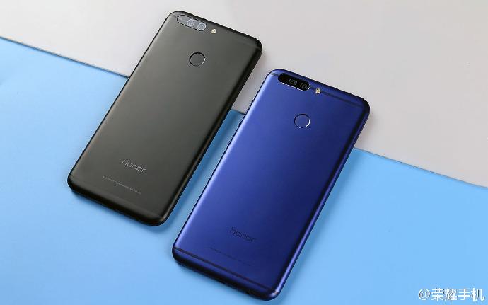 هواوي تعلن عن هاتف Honor V9 تعرف علي المواصفات و المميزات