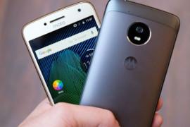لينوفو تكشف عن هاتفي Moto G5 و G5 Plus في مؤتمر MWC بتصميم معدني وسعر جيد