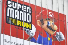 لعبة Super Mario Run  الشهيرة ستكون متوفرة علي منصة الأندرويد هذا الشهر