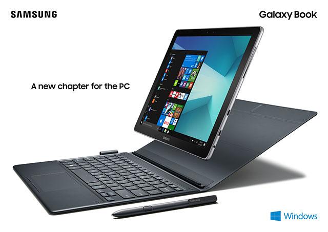Galaxy Book جلاكسي بوك الجديد من سامسونج المواصفات و السعر و المميزات