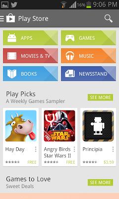 تعرف علي طريقة تفعيل متجر جوجل الأمريكي علي هاتفك الأندرويد و مميزاته