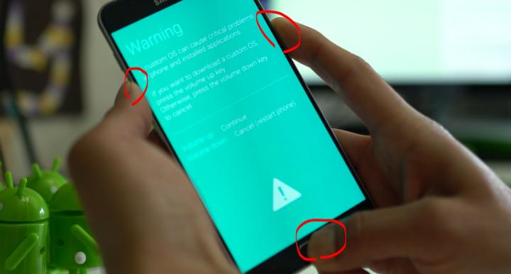 كيف تقوم بعمل روت لهاتف Samsung Galaxy Note 5 بنظام تشغيل نوجا 7.0