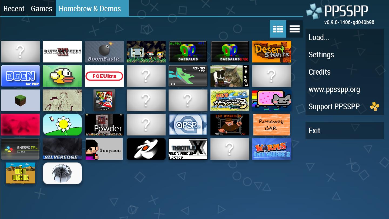 شرح تطبيق PSP لتشغيل ألعاب البلاي ستيشن علي هاتفك الأندرويد