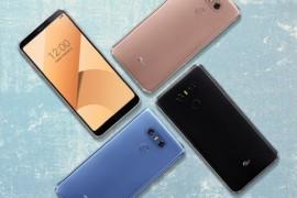 مواصفات و مميزات هاتف LG G6 Plus بعد الإعلان الرسمي عنه