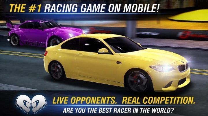 أفضل ألعاب السباقات و قيادة السيارات للهواتف الأندرويد