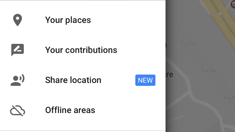 كيف تقوم بمشاركة موقعك بشكل مباشر عبر تطبيق خرائط جوجل Google Maps