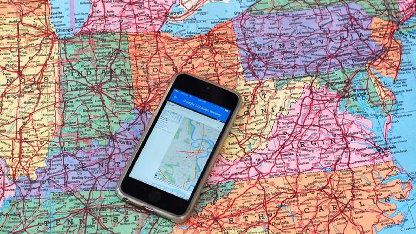 خرائط جوجل تقوم بتتبعك و معرفة أماكن تواجد كيف تقوم بمنعها !؟