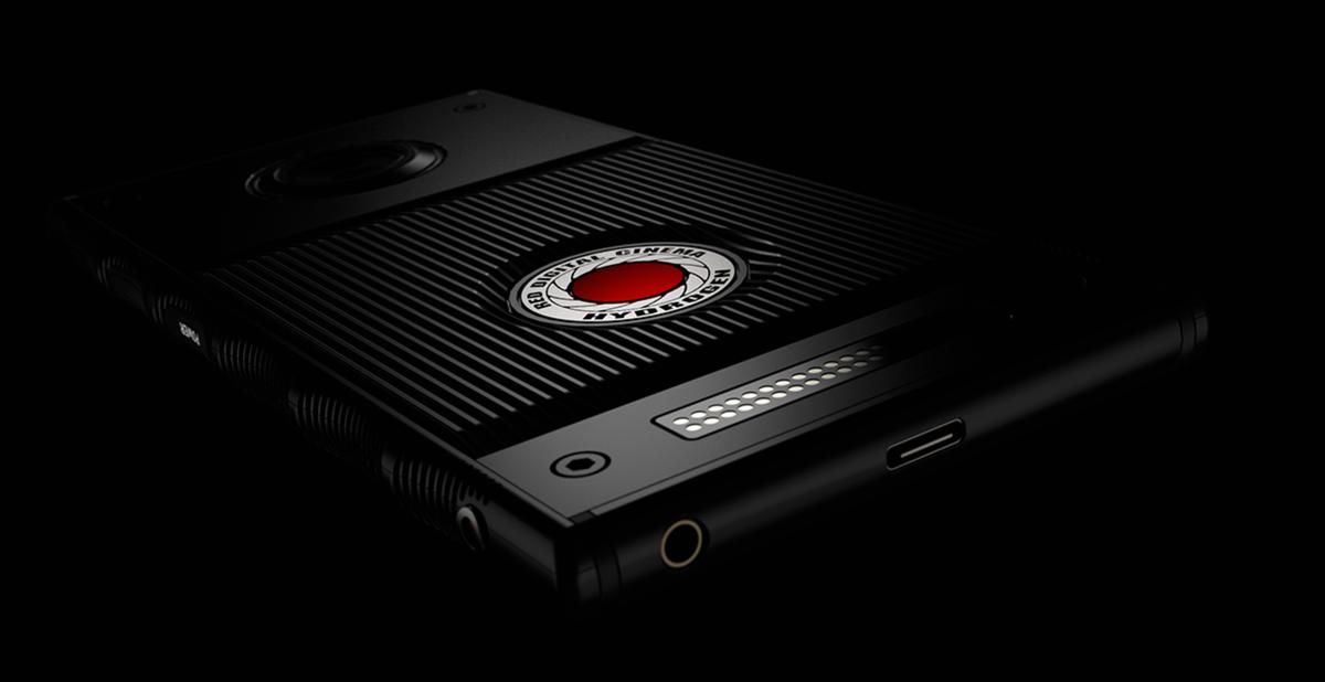 هاتف جديد بأسم Hydrogen One بشاشة عرض 3D