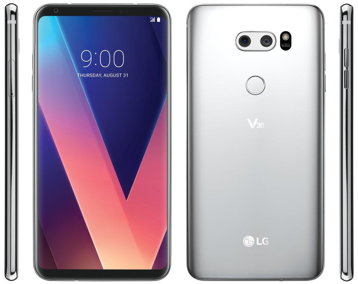 تسريبات جديدة حول هاتف LG V30 توضح بعض إمكانياته