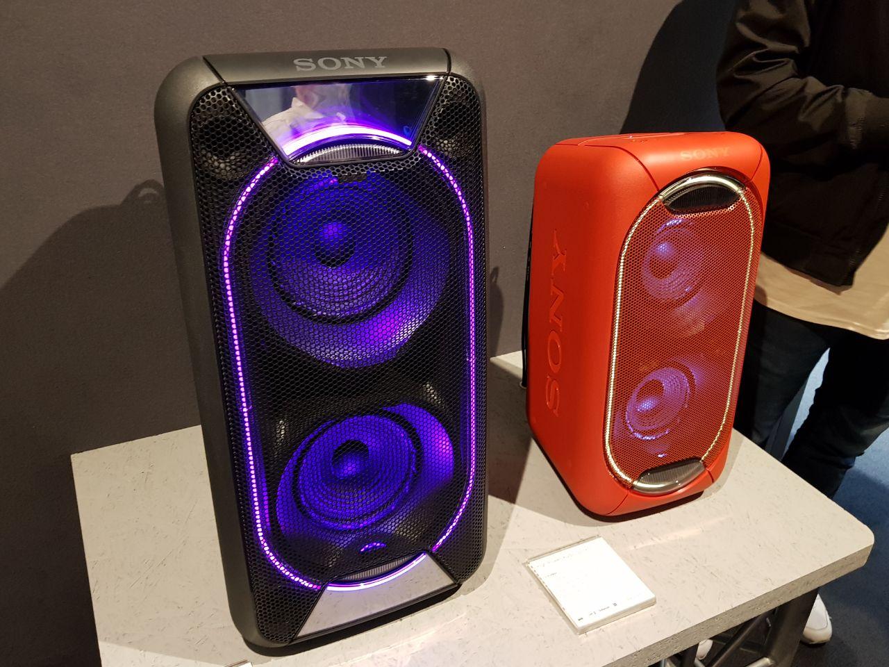 سوني تقدم سماعات و مكبرات صوت و كاميرات جديدة في معرض IFA 2017 في برلين
