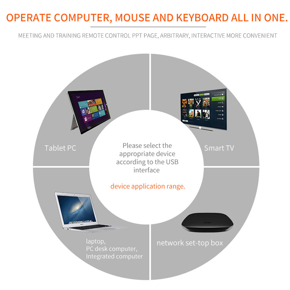 لوحة مفاتيح لاسلكية متطورة بسعر رخيض و بإمكانيات رائعة