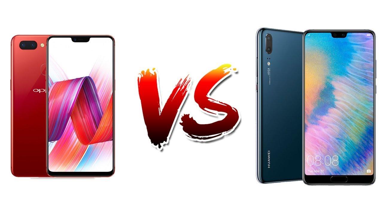مقارنة بين هاتف Huawei P20 Lite و Oppo F7 تفصيلية لأهم