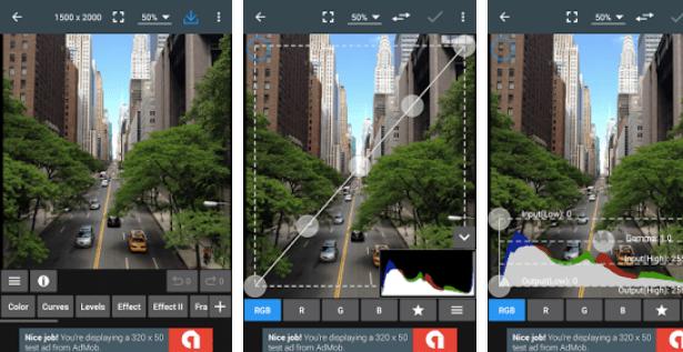أفضل 5 تطبيقات مجانية لتعديل الصورة للأندرويد - بدائل للفوتوشوب