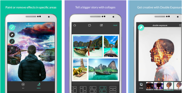 أفضل 5 تطبيقات مجانية لتعديل الصورة للأندرويد