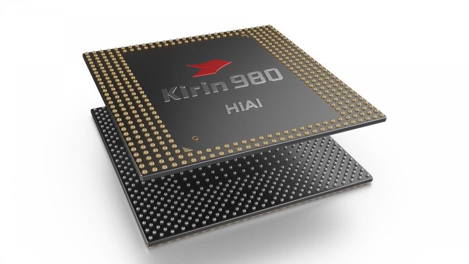 شركة هواوي تعلن عن معالجها الجديد Kirin 980 - أول معالج 7 نانومتر ووحدتان لمعالجة مهام الذكاء الاصطناعي