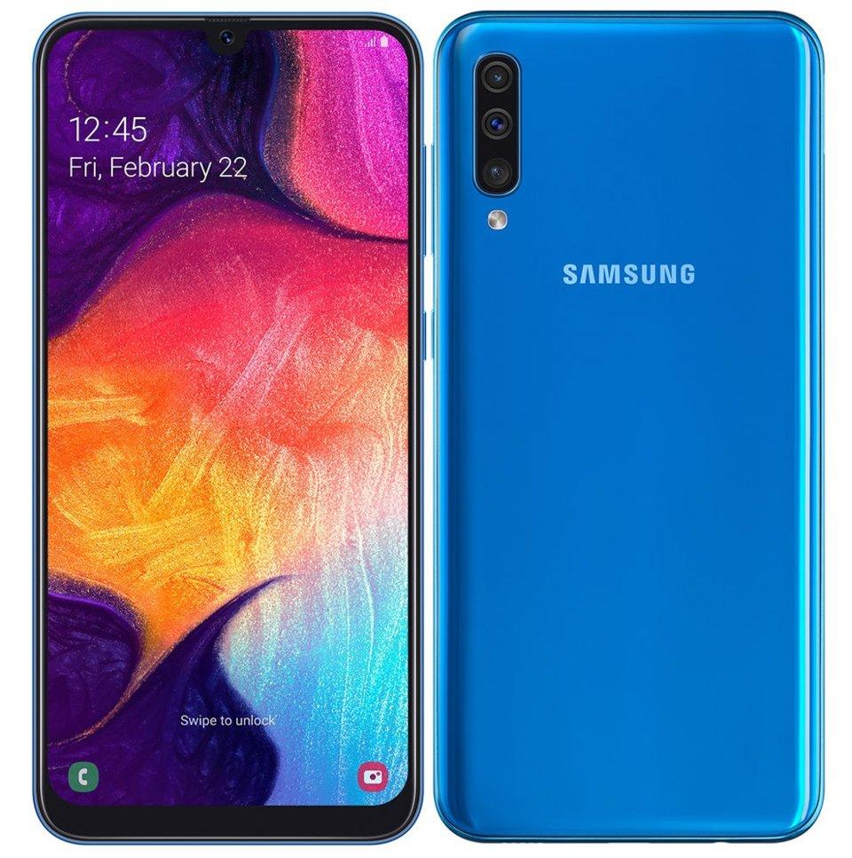 مراجعة هاتف Samsung Galaxy A50 مميزات وعيوب