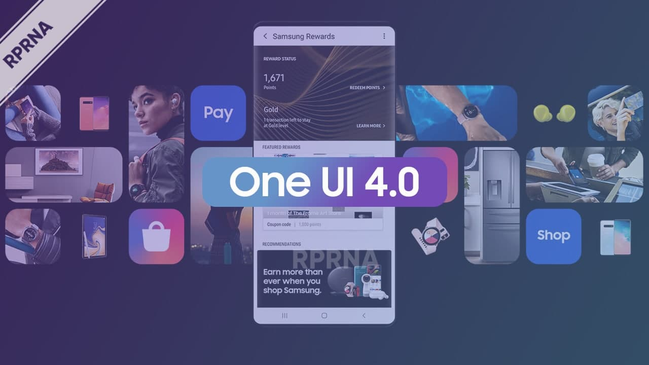 قائمة بهواتف سامسونج التي ستحصل علي Android 12 مع واجهة One UI 4.0