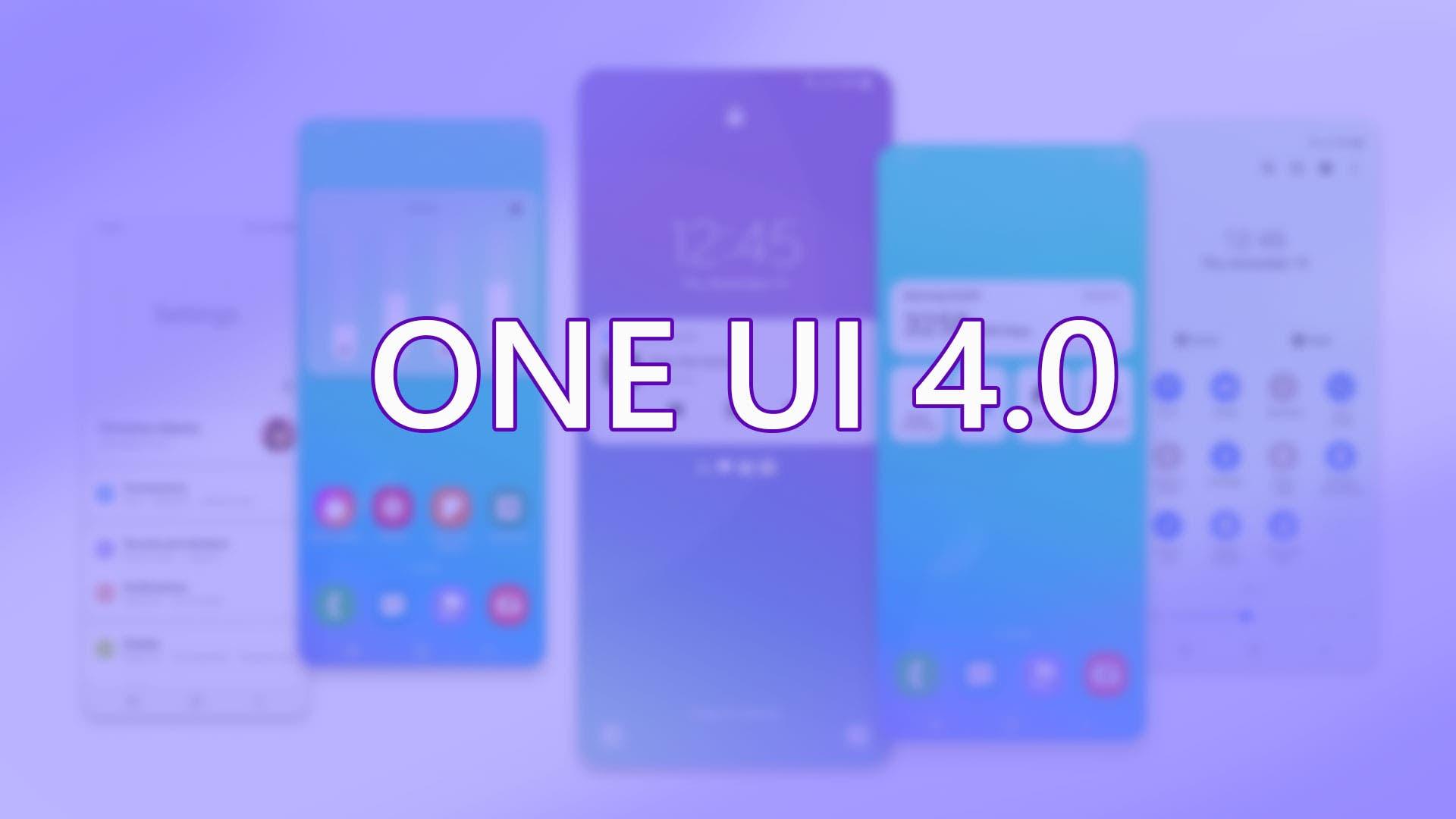 One UI 4.0 تصل لهاتف Galaxy S21 بنهاية العام - النسخة التجريبية متوفرة الآن